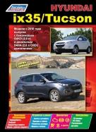 HYUNDAI IX35 / TUCSON с 2010 бензин / дизель Книга по ремонту и эксплуатации