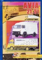 AVIA 21, 31 1968-1993 дизель Пособие по ремонту и эксплуатации