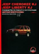 JEEP CHEROKEE KJ / LIBERTY KJ с 2001 бензин Пособие по ремонту и эксплуатации