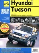 HYUNDAI TUCSON с 2004 бензин Руководство по ремонту в фотографиях