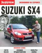SUZUKI SX4 Пособие по замене расходников