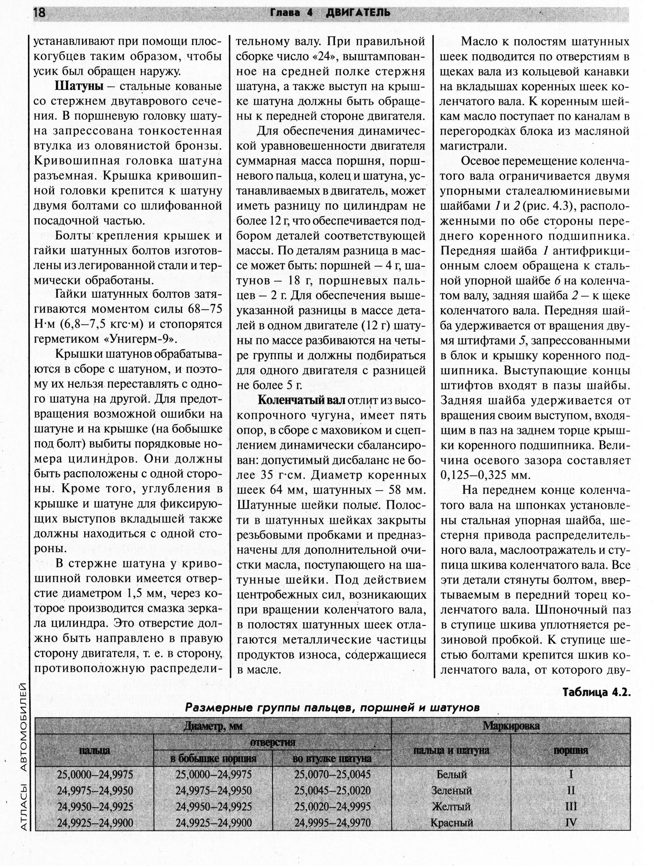 Руководство по эксплуатации газель 3302 онлайн