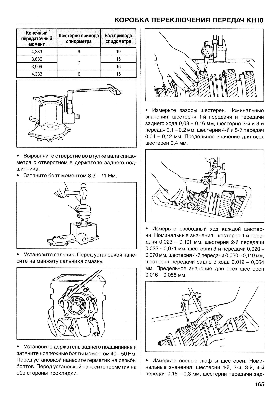 toyota camry v40 инструкция pdf
