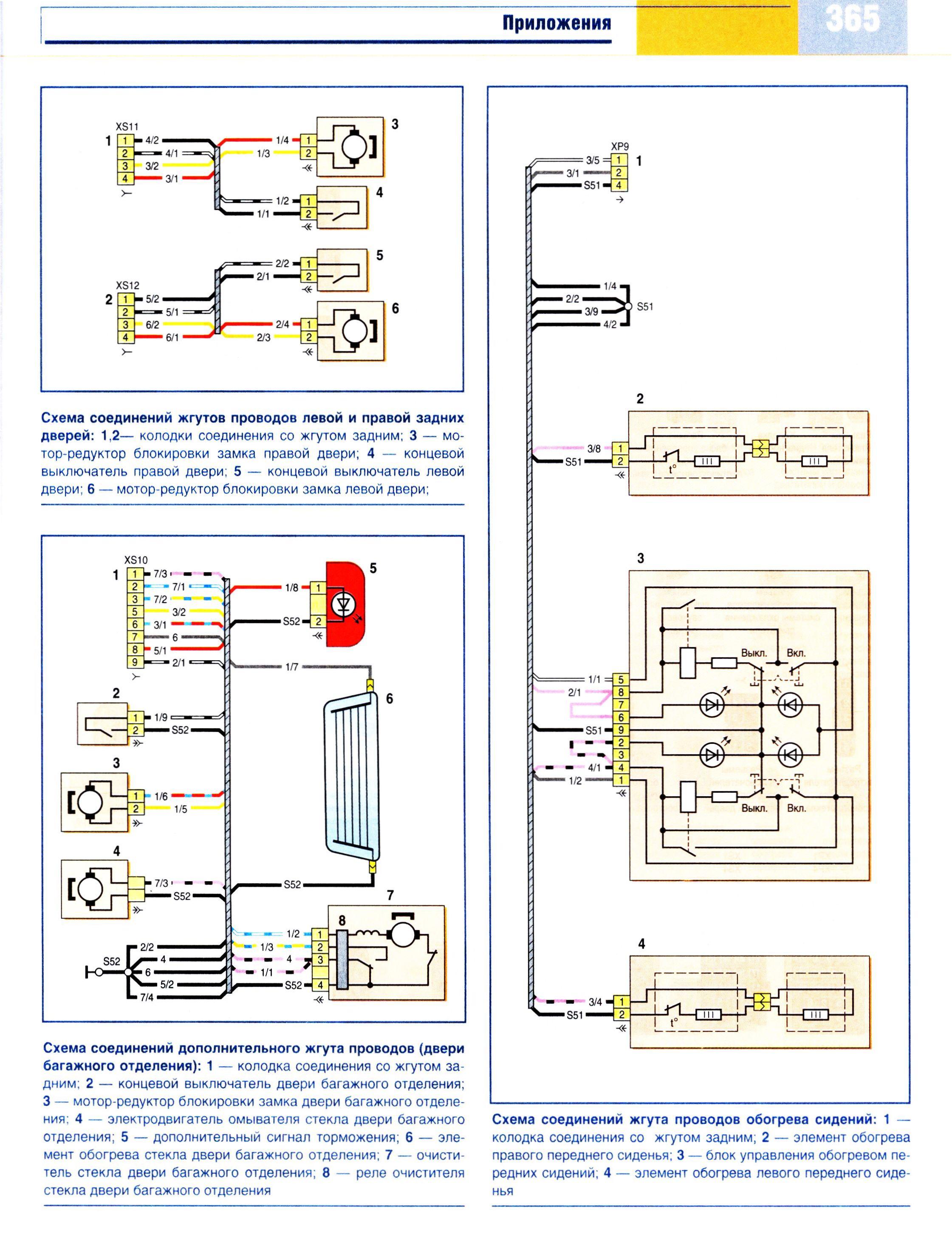 Схема подключения замка зажигания на шеви нива