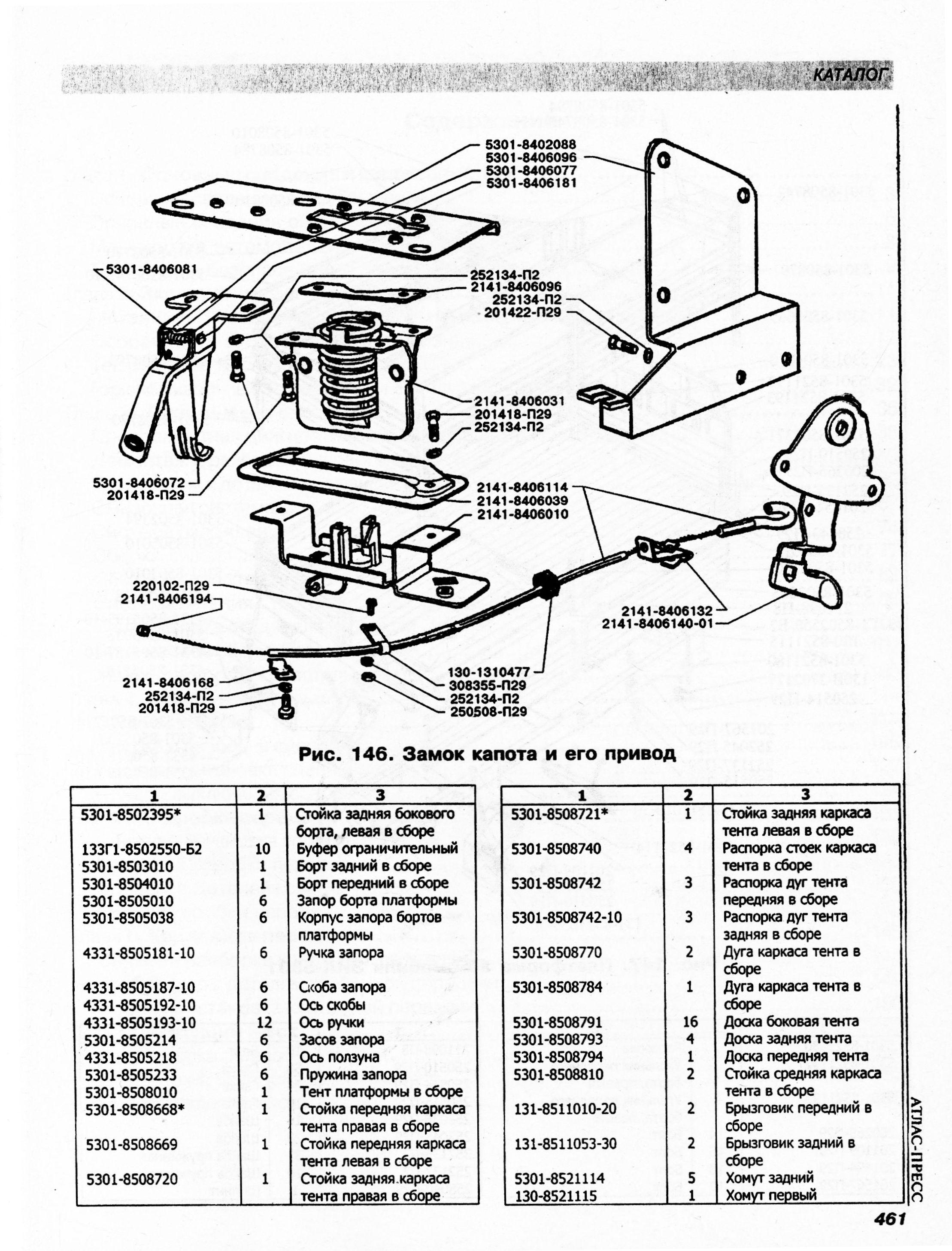 руководство по ремонту зил 5301 бычок