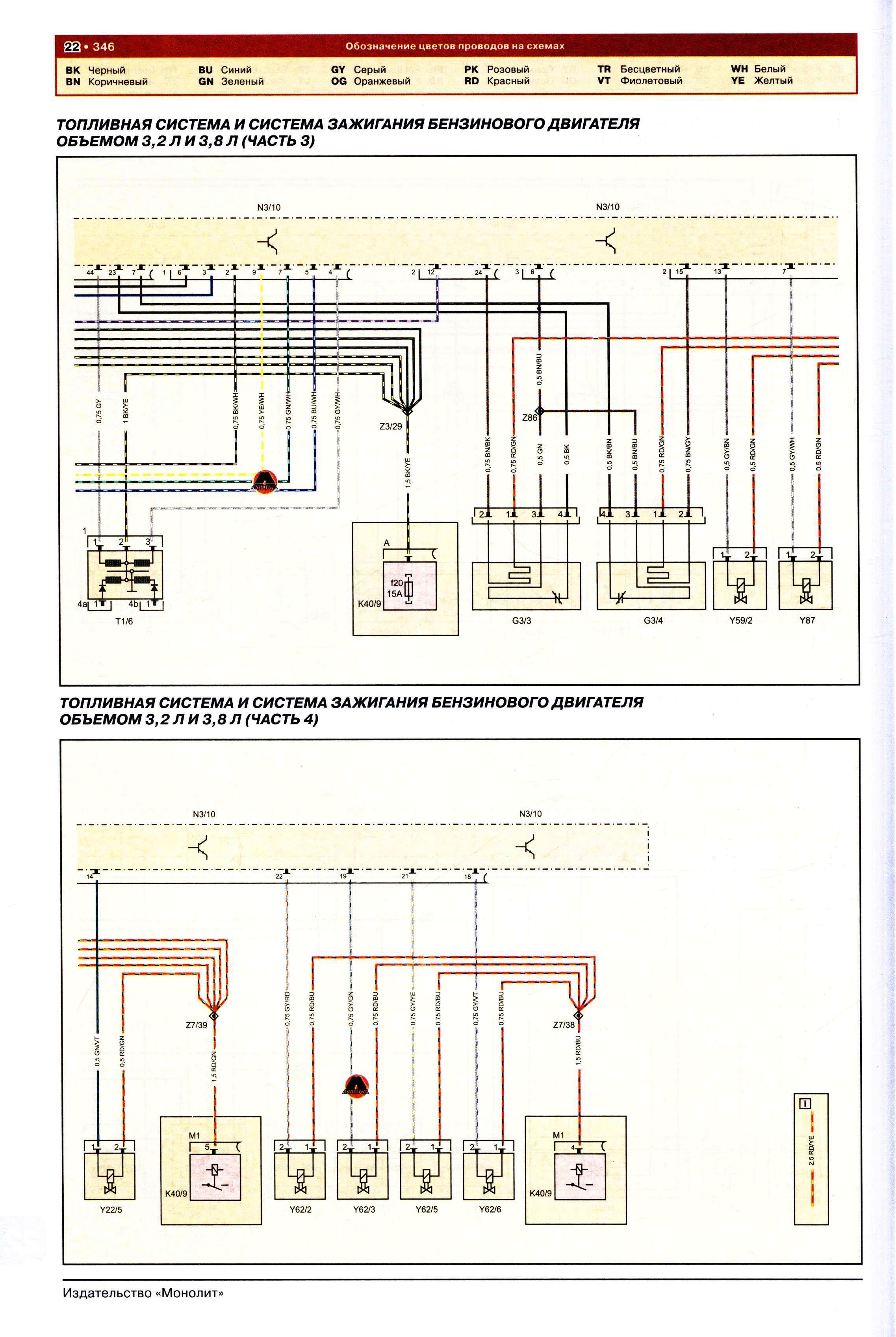 Схема ремонта мерседес вито