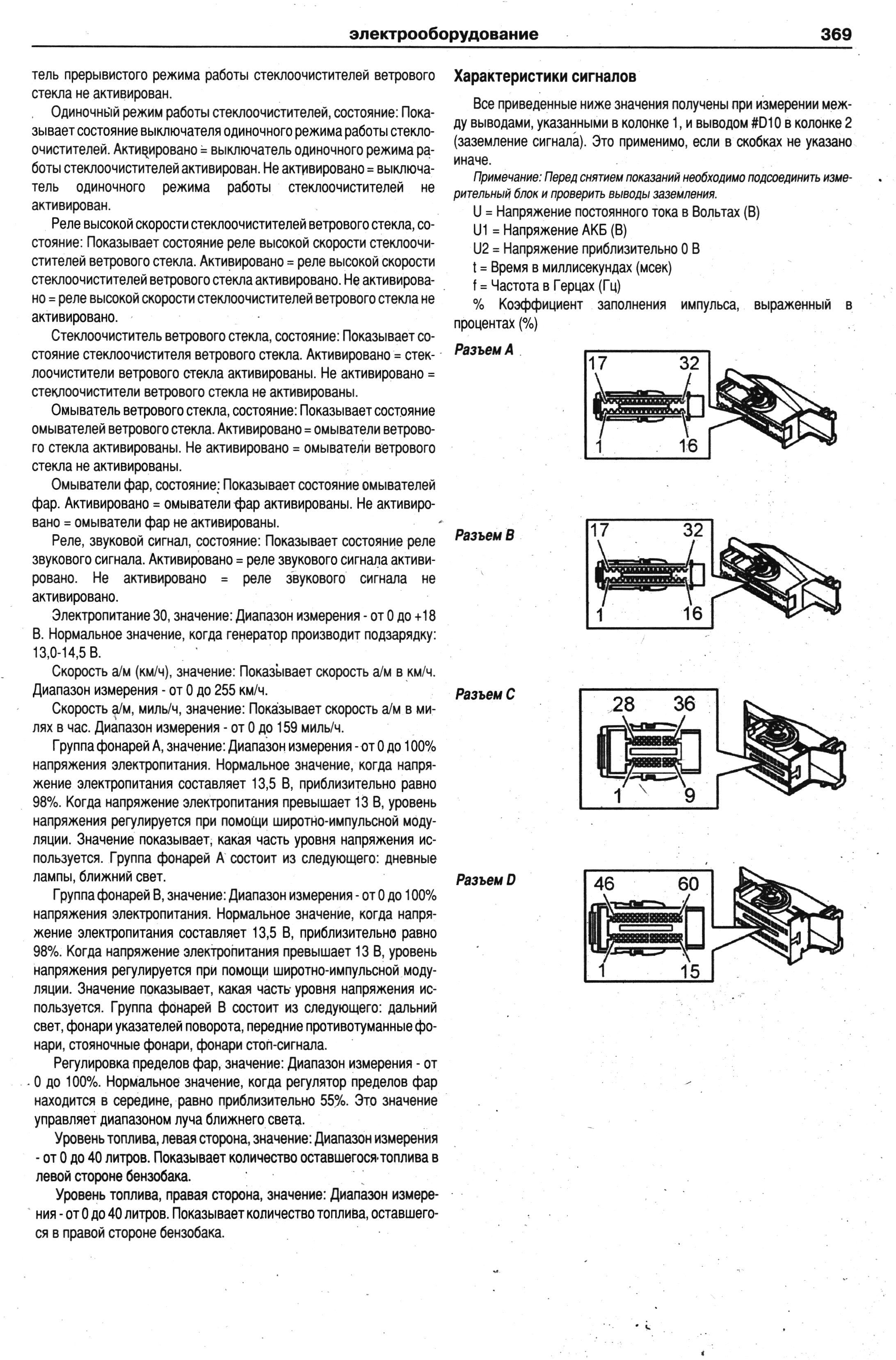 Инструкция по эксплуатации Вольво S60