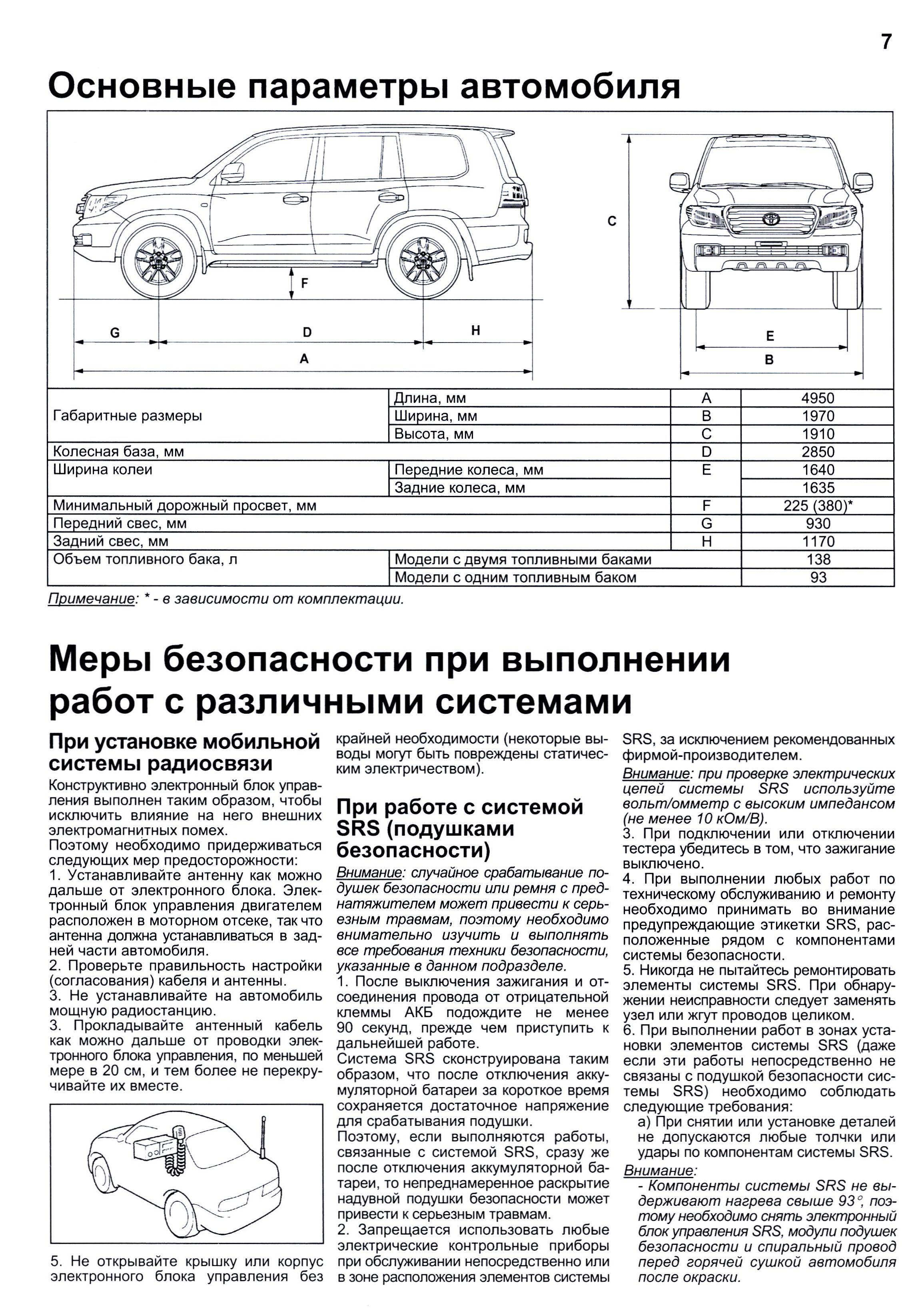 инструкция по ремонту тойота пробокс