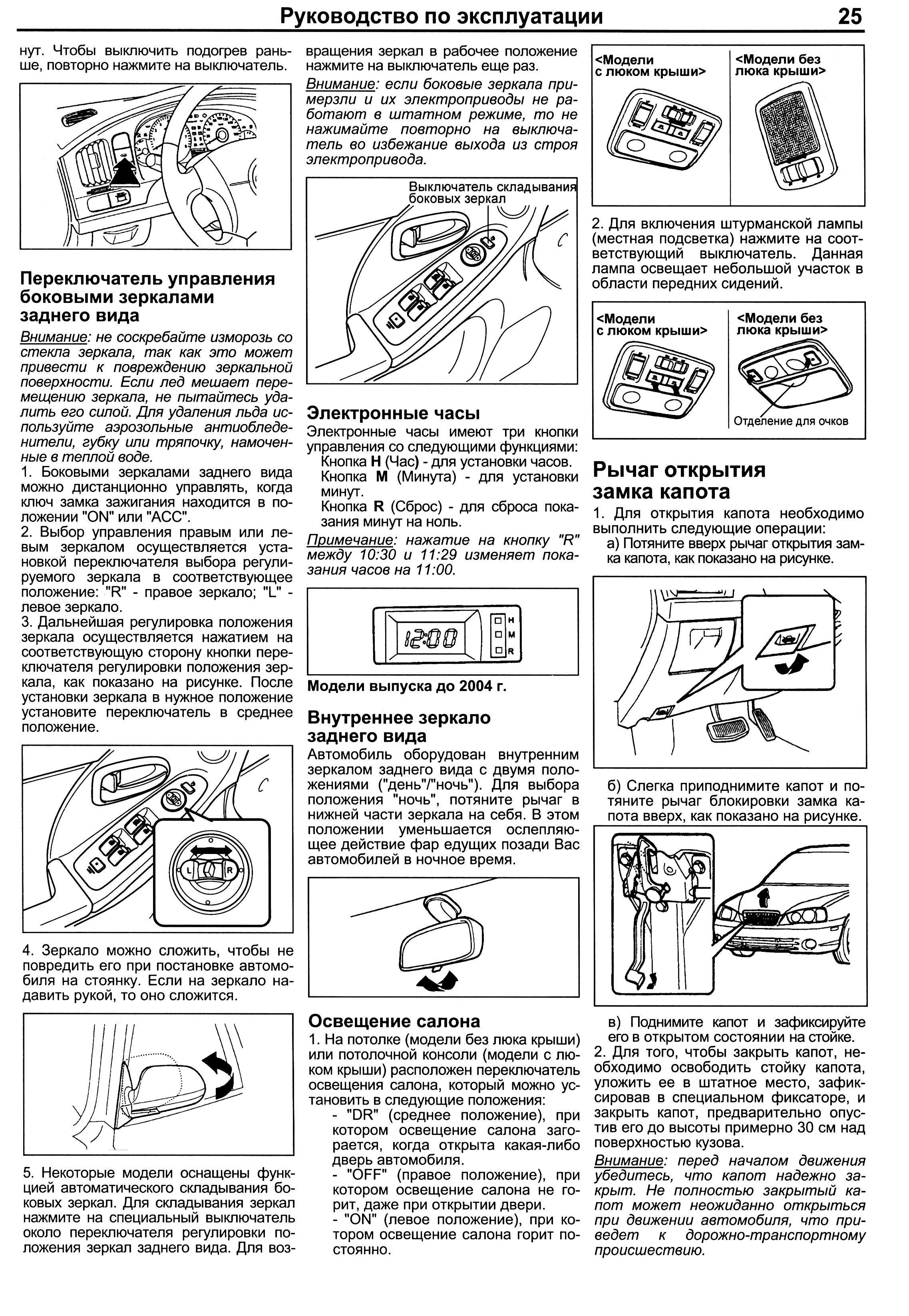 инструкция по эксплуатации элантры