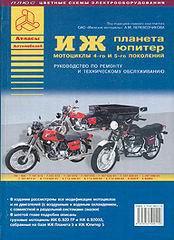 Мотоциклы ИЖ Руководство по ремонту