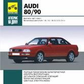 AUDI  80 / 90 1987-1990 бензин CD