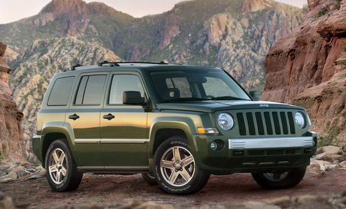 JEEP PATRIOT Руководство по ремонту и эксплуатации