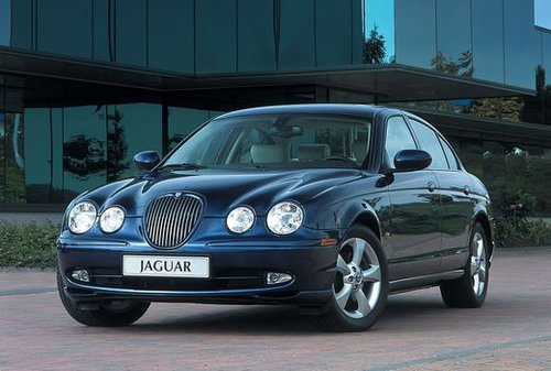 JAGUAR S-TYPE Руководство по ремонту и эксплуатации