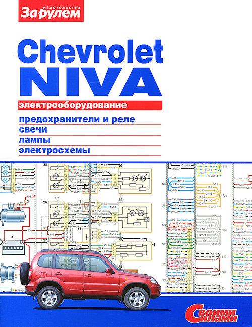 CHEVROLET NIVA Электрооборудование