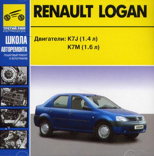 CD RENAULT LOGAN с 2004 бензин