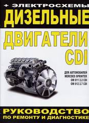 Двигатели CDI для автомобилей MERCEDES BENZ SPRINTER дизель