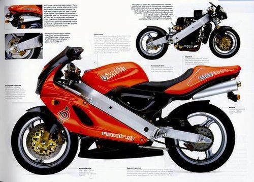Супермотоциклы