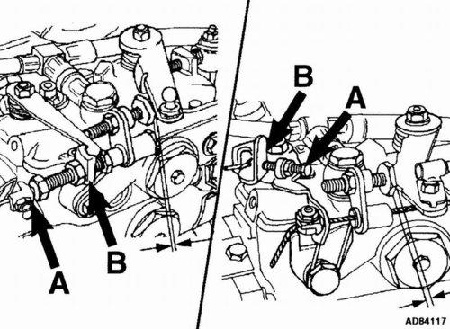 Системы впрыска топлива дизельных двигателей Том 3. Модели 1990-1993