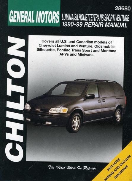 PONTIAC TRANS SPORT & MONTANA 1990-1999