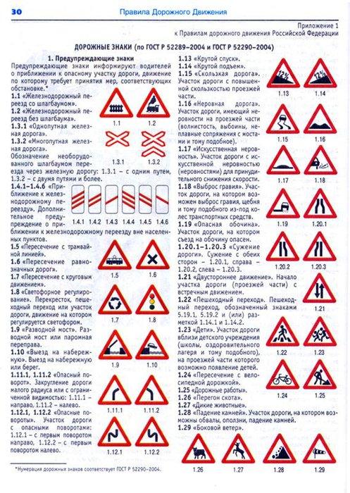 УЧЕБНОЕ ПОСОБИЕ ДЛЯ СДАЧИ ЭКЗАМЕНОВ В ГИБДД КАТЕГОРИЙ A, B 2010