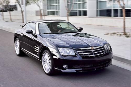 Chrysler Crossfire Пособие по ремонту, эксплуатации и техническому обслуживанию
