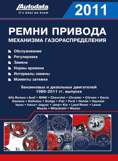 РЕМНИ ПРИВОДА МЕХАНИЗМА ГАЗОРАСПРЕДЕЛЕНИЯ 1989-2011