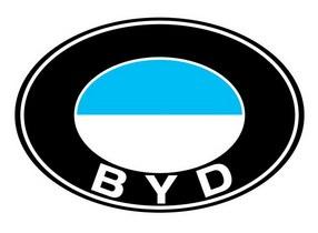 Лого BYD