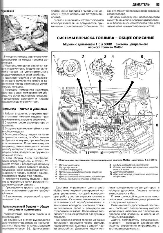 Электроника Мозги, ЭБУ (ECU, PCM) | Опель робот