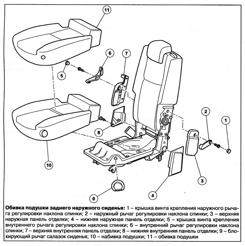 форд сиерра инструкция ремонт #14